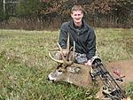 2009 Iowa Bow buck