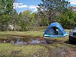 Camp after more rain