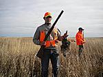 pheasant hunting in North Dakota