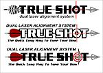 """TRUE SHOT""- Dual Laser Alignment Bow Tuning System."