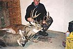 2 of my 06 deer 150 & 168 7/8 B &C