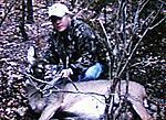 jason013  My sons 1st Archery Whitetail
