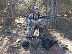 Me and my 2011-2012 Green Swamp kills
