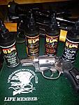 Otis 012 Firearm Cleaners