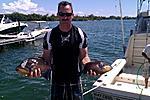 Cancun Queen Trigger fish