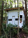 New shooting shack