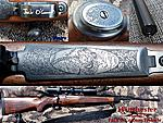 Winchester Model 70 Jac O'Connor Tribute Rifle