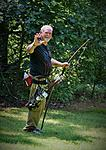 nat027.  Pa. 2015 5 day outdoor NFAA field Nationals & my Longbow n wood arrows.