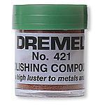 Dremel Polishing Compound Polishing Compound, 421 (EN) r19791v15