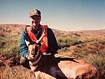 Wyoming Pronghorn 1997