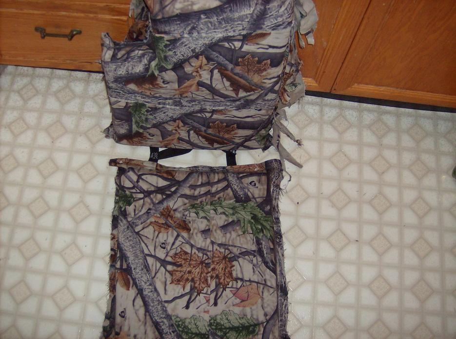 8cbaae4ab5ccc Homemade turkey hunting seat - HuntingNet.com Forums
