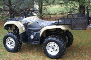 For sale 2002 yamaha 660 grizzly atv forums for Yamaha grizzly 660 tracks