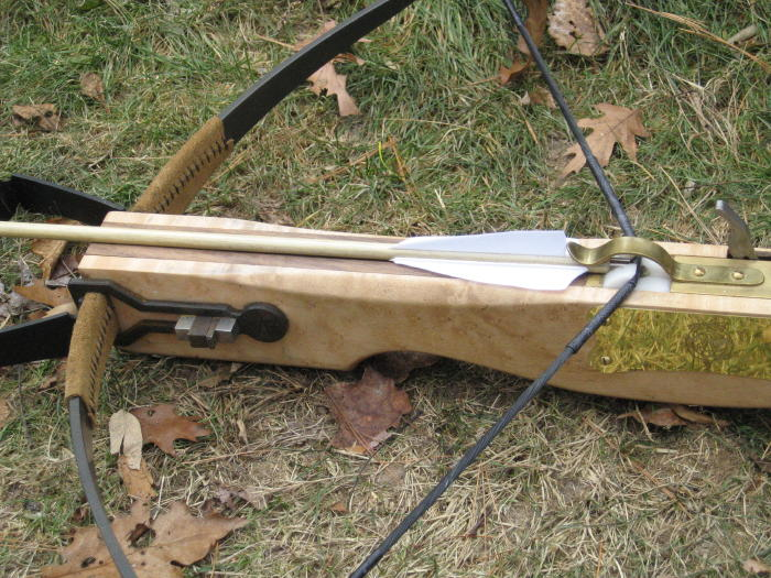homemade crossbow plans