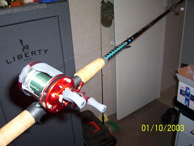 Catfish rods forums for Cat fishing pole