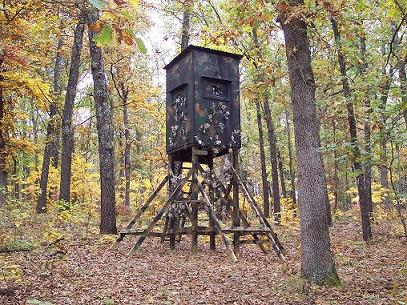 Homemade Ground Blinds Huntingnet Com Forums