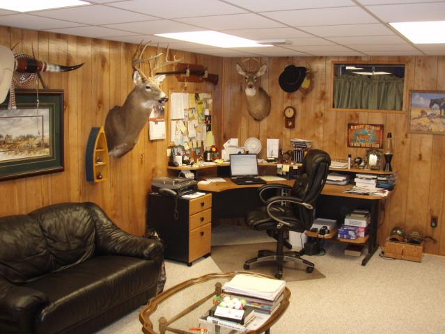 Man Cave Office Ideas : Man cave gameroom ideas page huntingnet forums