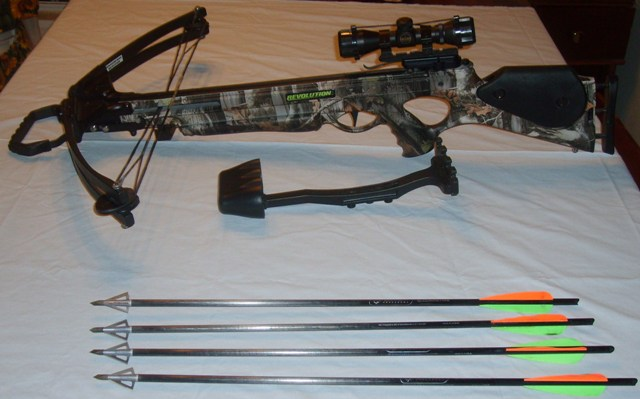 Barnett Revolution Crossbow for sale - HuntingNet com Forums
