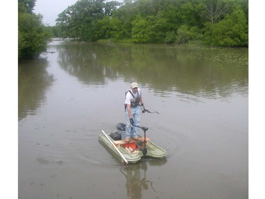 Ny nc download how to build a bowfishing boat for Bow fishing boats
