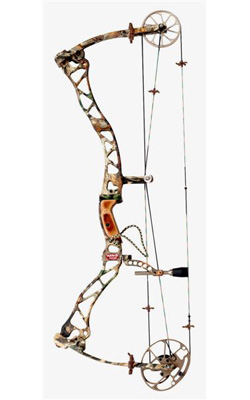 Full set of custom made Gander Mountain bow strings and cables for your compound bow. (A normal set of compound bowstrings will be either a bow string and cable for a single cam bow or a bow string and 2 cables for dual or hybrid cam bows.).