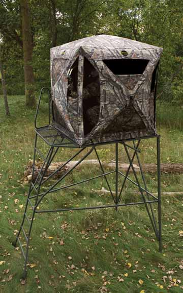 ground blind accessories