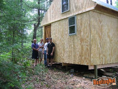 Build your own cabin for Build your own a frame cabin