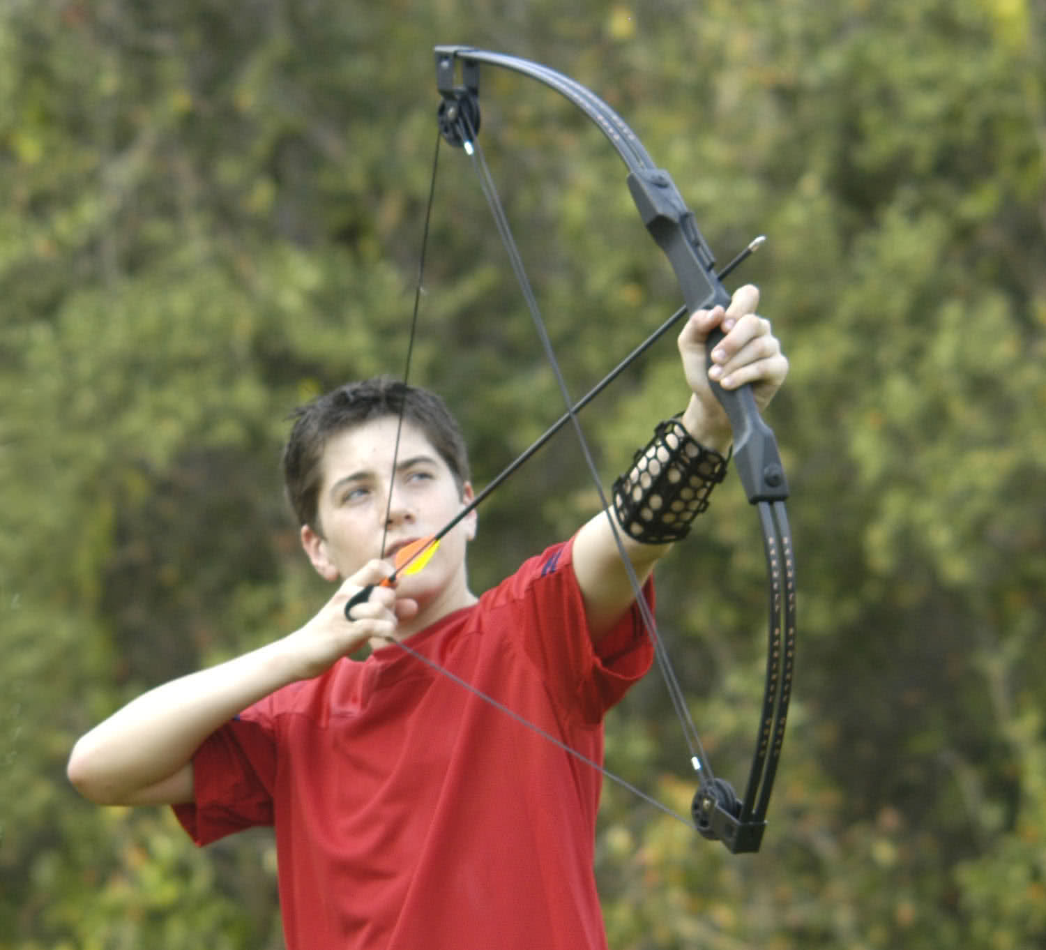 Lil Banshee Quality Compound Bow For The Young Archer