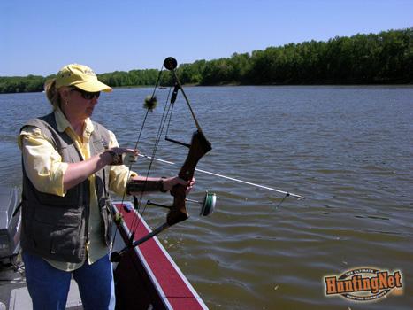 Bowfishing Illinois Bowfishing in The Illinois